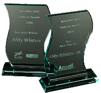Australian Adult Industry Awards: Best Adult Website 2006 & 2007