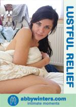 IM53 – Lustful Relief | abbywinters.com DVD