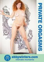 IM55 – Private Orgasms   abbywinters.com DVD